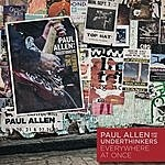 Paul Allen - Big Blue Raindrops