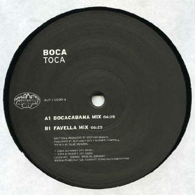 Boca - Toca (Master Release)