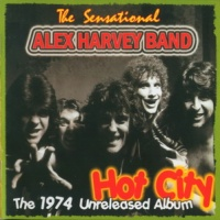 The Sensational Alex Harvey Band - Long Haired Music