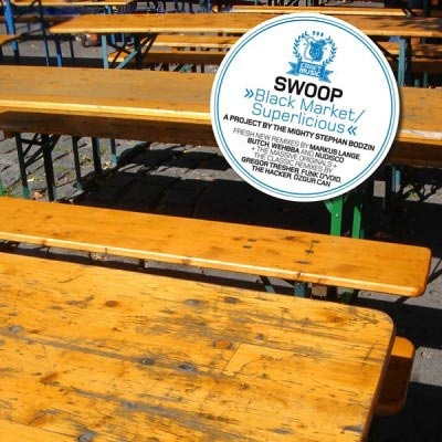 Swoop (Stephan Bodzin) - Black Market-Superlicious (Master Release)