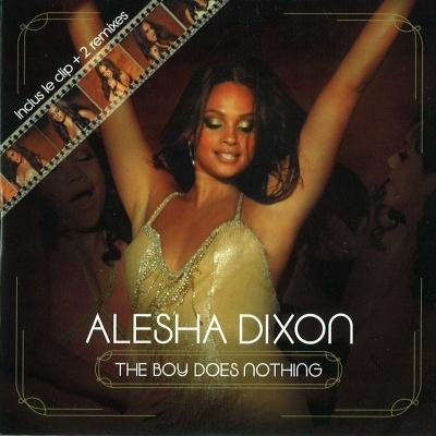 Alesha Dixon - The Boy Does Nothing (Album)