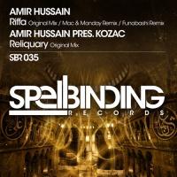 Amir Hussain - Reliquary