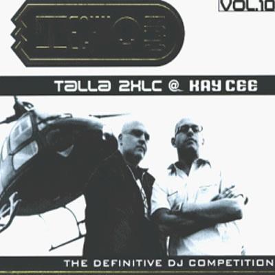 Kay Cee - Techno Club Vol. 10 (Master Release)