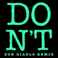 Ed Sheeran - Don't (Don Diablo Remix)