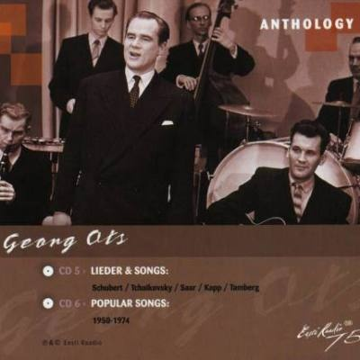 Georg Ots - Anthology CD5