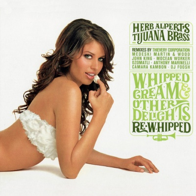 Herb Alpert - Whipped Cream & Other Delights Re-Whipped (Album)