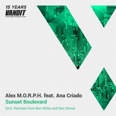 Alex M.O.R.P.H. - Sunset Boulevard