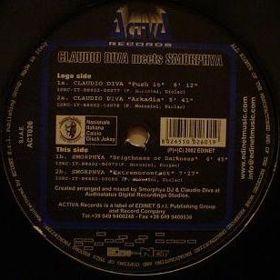Claudio Diva - Extremocontact