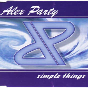 Alex Party - Simple Things (Rhythm Masters Sub Bass Mix)