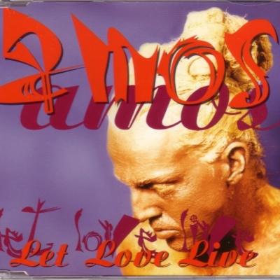 Amos (Amos Pizzey) - Let Love Live (CDM) (Single)