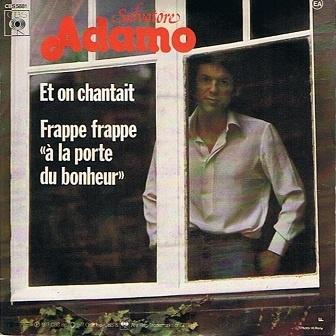 Salvatore Adamo - Et On Chantait (Album)