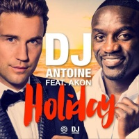 Akon - Holiday (DJ Antoine Vs Mad Mark 2k15 Remix) (Single)
