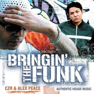 Alex Peace - Bringin' The Funk (Dub)