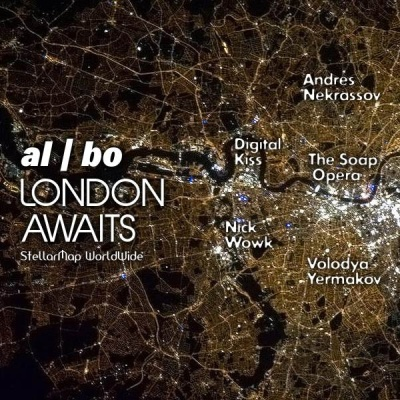 al l bo - London Awaits (EP)