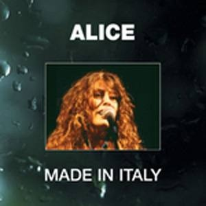 Alice (Carla Bissi) - Made In Italy