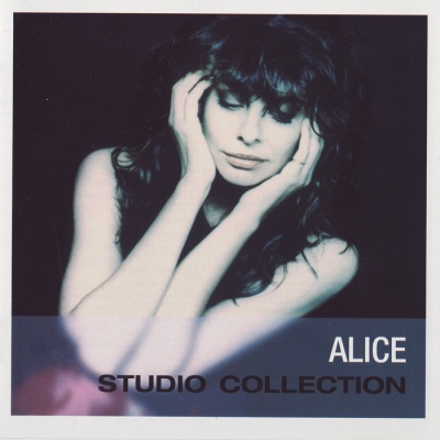 Alice (Carla Bissi) - Studio Collection (Disc 1)