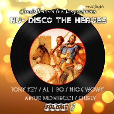 al l bo - Nu-Disco The Heroes Vol. II (Album)