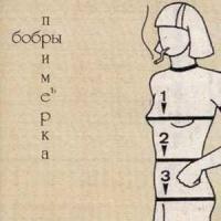 Бобры - Примъерка (Album)