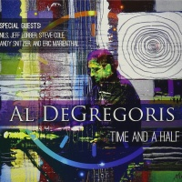 Al Degregoris - All Over The Place