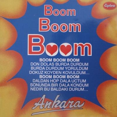 Ankara (2) - Boom Boom Boom (Vinyl)