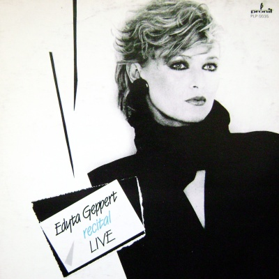 Edyta Geppert - Recital Live (LP)