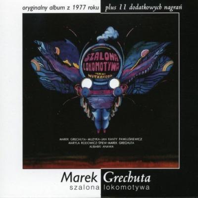 Marek Grechuta - Swiecie Nasz (CD05 - Szalona Lokomotywa)