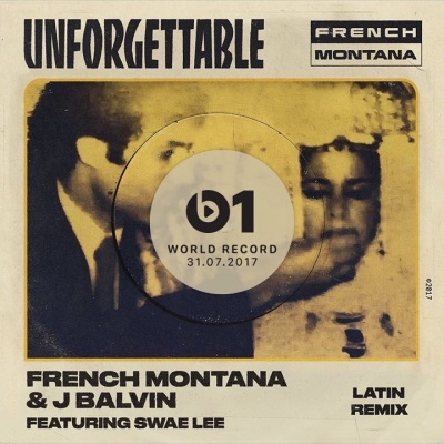 French Montana - Unforgettable (Latin Remix)