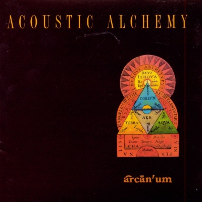Acoustic Alchemy - Arcan'um (Album)