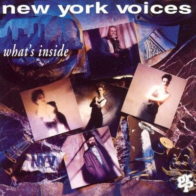 New-York Voices - What's Inside