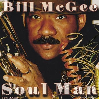Bill McGee - Soul Man