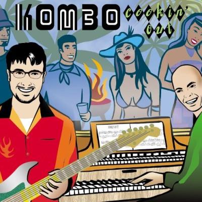 Kombo - Cookin' Out