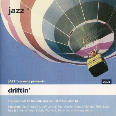 Jazz Steppers - Driftin CD #1