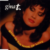 Gina T. - Stop In The Name Of Love (Single)
