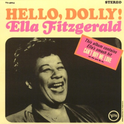 Ella Fitzgerald - Hello Dolly