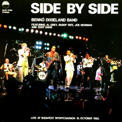 Benko Dixieland Band - Side By Side