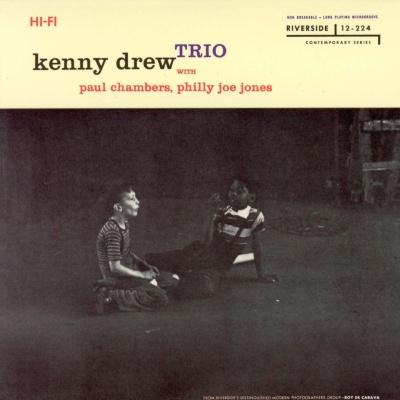 Kenny Drew - The Kenny Drew Trio