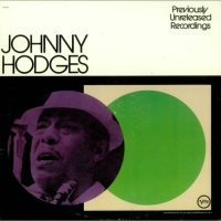 Johnny Hodges - B. A. Blues