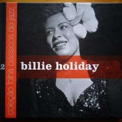 Billie Holiday - Colecao Folha Classicos do Jazz Vol. 12