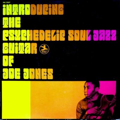 Joe Jones - The Mindbender