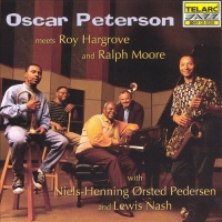 Oscar Peterson - Oscar Peterson Meets Roy Hargrove and Ralph Moore