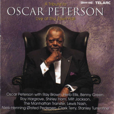 Oscar Peterson - A Tribute To Oscar Peterson