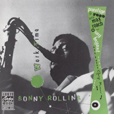 Sonny Rollins - Worktime