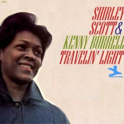 Shirley Scott - Travelin' Light