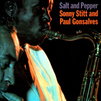 Sonny Stitt - Salt And Pepper