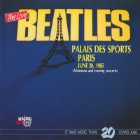 The Beatles - Palais Des Sports