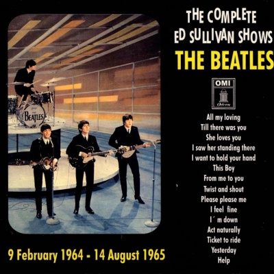 The Beatles - First Ed Sallivan Show