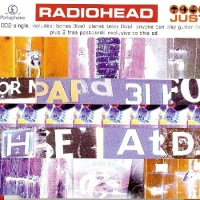 Radiohead - Just CDS CD2 (Single)