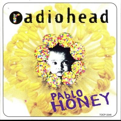 Radiohead - Pablo Honey (Album)