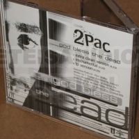 2Pac - God Bless The Dead (Promo CD Single) (Single)