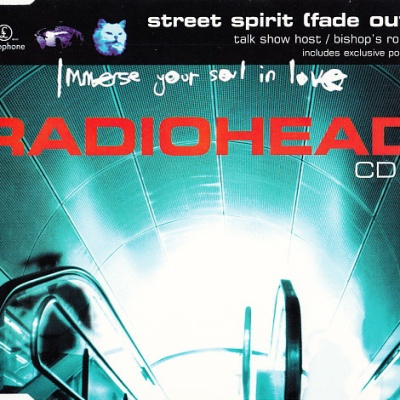 Radiohead - Street Spirit (Fade Out) CDS CD1 (Single)